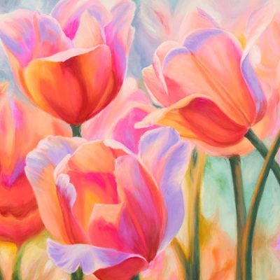 Cynthia Ann – Tulips in Wonderland II