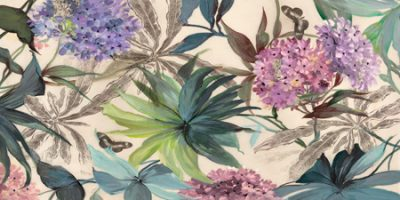 Eve C. Grant – Hydrangeas Panel