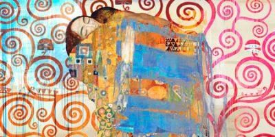 Eric Chestier – Klimt's Embrace 2.0