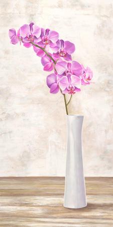 Shin Mills – Orchid Arrangement