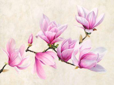 Luca Villa – Ramo di magnolia