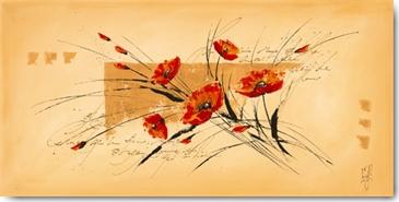 Zacher Finet Isabelle – Tendresse fleurie III