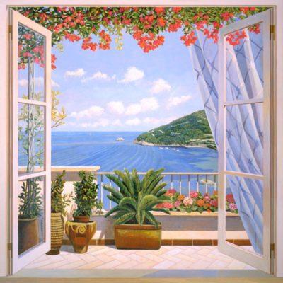 Andrea Del Missier – Finestra sul mare