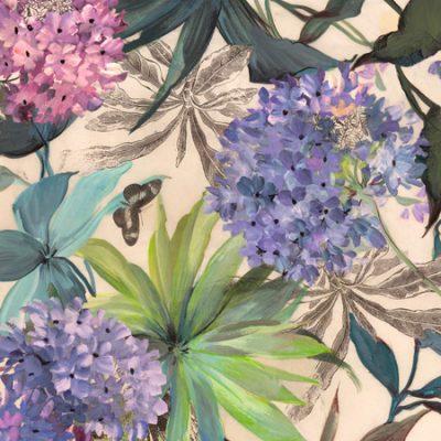Eve C. Grant – Lilac Hydrangeas