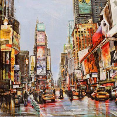 John B. Mannarini – Times Square Jam