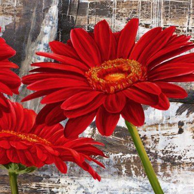 Jenny Thomlinson – Red Gerberas II