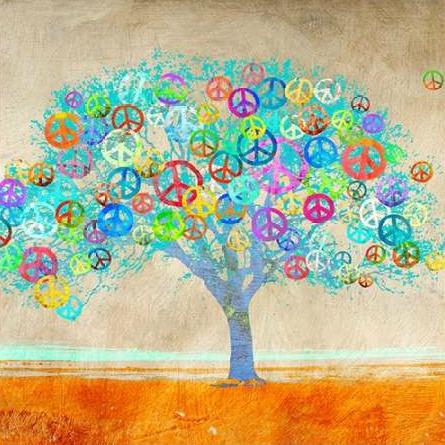 Rodrigues Malia - Tree of Peace (detail)