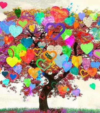 Rodrigues Malia - Tree of Love (detail)