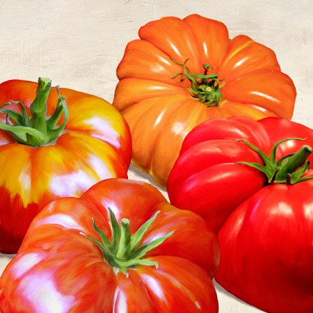 Remo Barbieri - Tomatoes