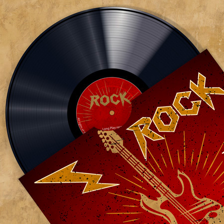 Steven Hill - Vinyl Club, Rock