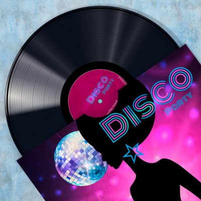 Steven Hill – Vinyl Club, Disco