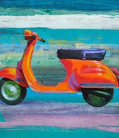 Teo Rizzardi - Pop Scooter II