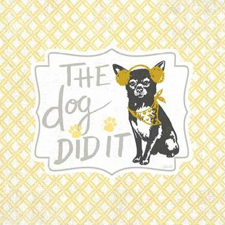 Ferri Stefania - The Dog Did It