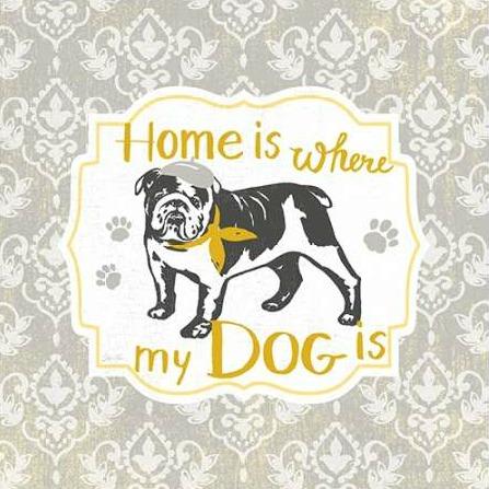 Ferri Stefania - Home Is Where My Dog Is