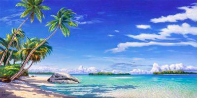 Adriano Galasso – Spiaggia tropicale