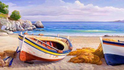 Adriano Galasso – Pomeriggio mediterraneo