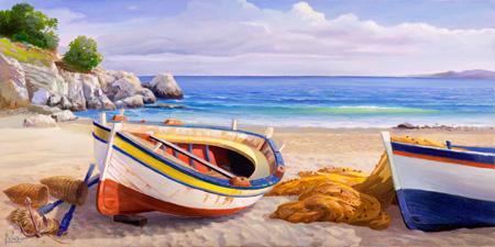 Adriano Galasso - Pomeriggio mediterraneo II