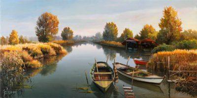 Adriano Galasso – Sul fiume