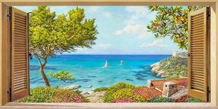 Andrea Del Missier - Finestra sul mare
