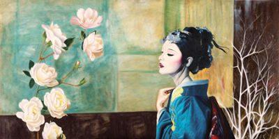 Pierre Benson – Wild Flower