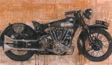 Dario Moschetta - Brough Superior