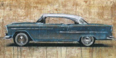 Dario Moschetta – Vintage Blue