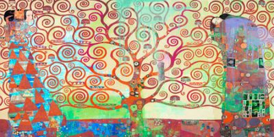 Eric Chestier – Klimt's Tree of Life 2.0