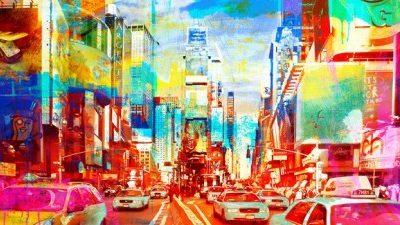 Eric Chestier – Times Square 2.0