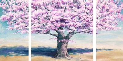 Jan Eelder – Peach Tree – 3