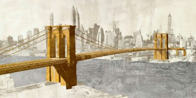 Joannoo – Gilded Brooklyn Bridge
