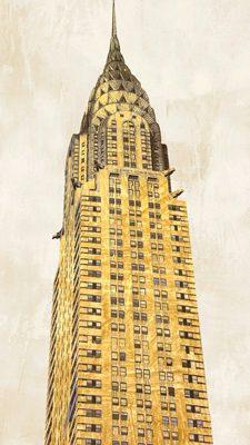 Joannoo – Gilded Skyscraper I