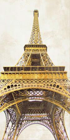 Joannoo – Gilded Eiffel Tower