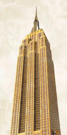 Joannoo – Gilded Skyscraper II