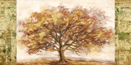 Lucas - Golden Tree Panel
