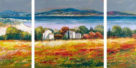 Luigi Florio – Borgo mediterraneo - 3