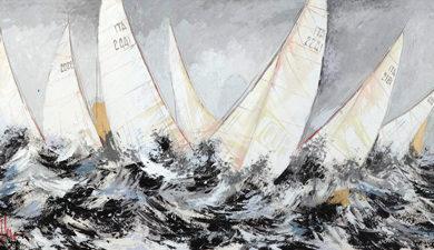 Luigi Florio - In alto mare