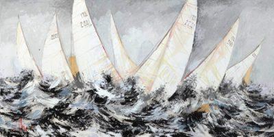 Luigi Florio – In alto mare