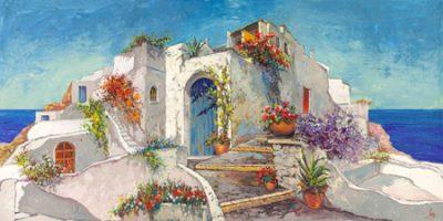 Luigi Florio – Casa nelle Cicladi