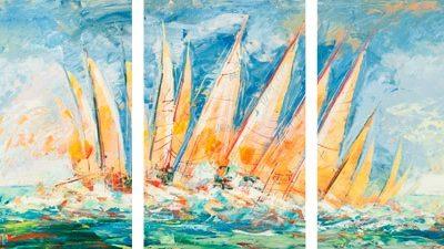 Luigi Florio – Tra le onde – 3