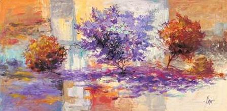 Luigi Florio - Vento sugli alberi