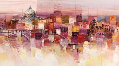 Luigi Florio – Sognando Roma