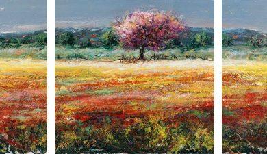 Luigi Florio – L'albero rosa - 3