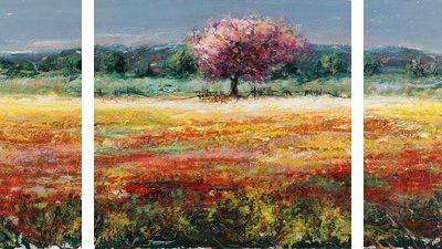 Luigi Florio – L'albero rosa – 3