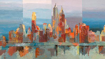 Luigi Florio – New York astratta