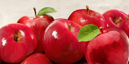 Remo Barbieri - Red Apples
