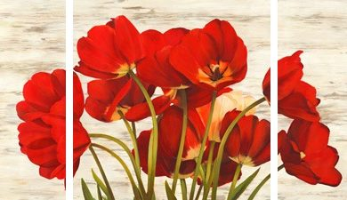 Serena Biffi – French Tulips - 3