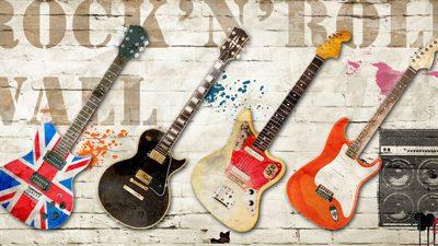 Steven Hill – Rock'n'Roll Wall