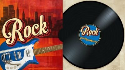 Steven Hill – Rock Collection