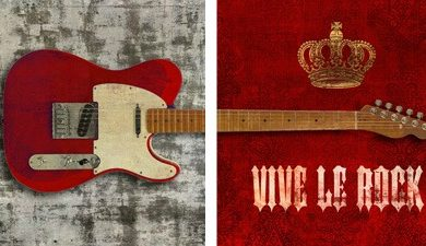 Steven Hill - Vive le Rock - 2