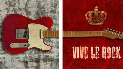Steven Hill – Vive le Rock – 2